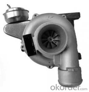 Turbocharger RHF4V 6460960699 VF40A132 A6460960199 vv14 Turbocharger for Mercedes-PKW