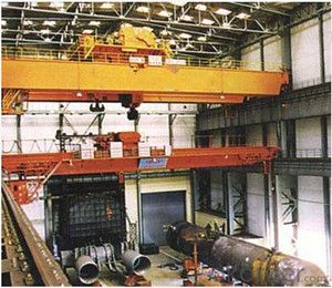 Lifting Equipment Crane for Machinery Fabrication
