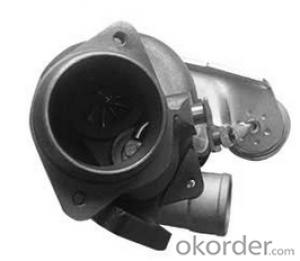 Turbocharger GT2538C 6020900880 454207-5001S 454111-0001 6020960699 for Benz