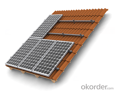 Tile-on Roof Solar Mounting System VRTD Product