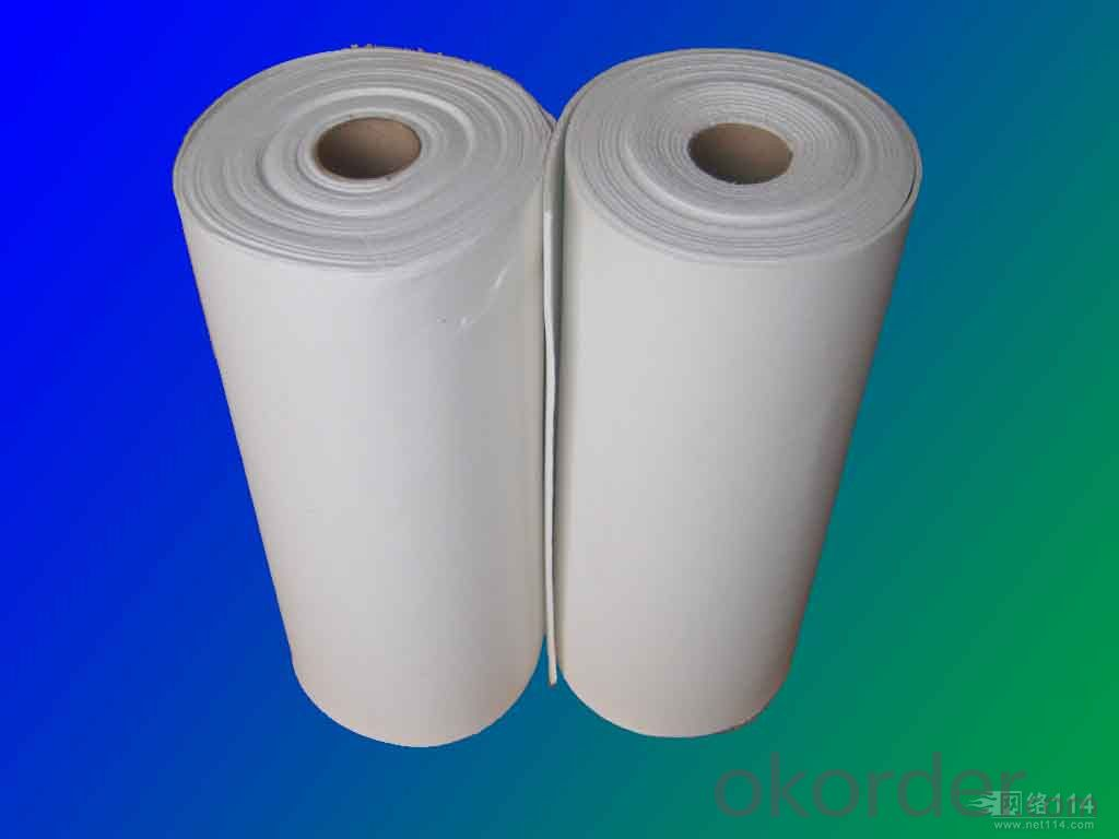 Ceramic Fiber Paper   for Heating Insulation