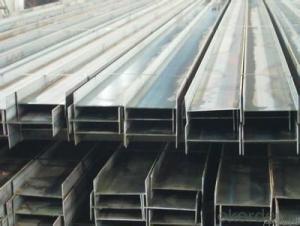 Hot Rolled Constructional U Beam Steel Channel Steel