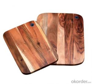 chopping board,F-CB018 acacia wood trine chopping board,your best choice