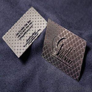 standard size Good design customized metal business card
