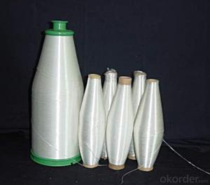 C Or E Glass Fiber Yarn For Different Usage