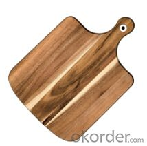 chopping board,F-CB033 acacia wood cheese chopping board,your best choice