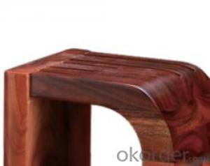 knife seat,F-KB007 acacia wood knife seat,your best choice