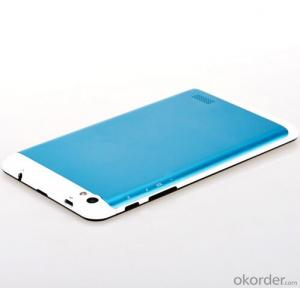 Tablet with Dual Core 3G Phone and GPS, Metal Housing