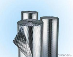 Aluminum Foil PE Bubble Composited Material