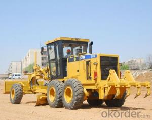 SEM919 Motor Grader with ZF Transmission