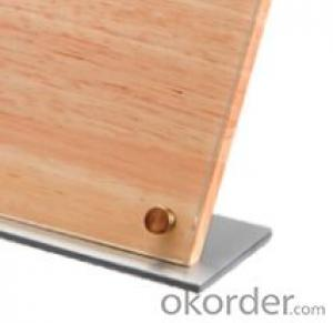 knife seat,F-KB051 rubber wood magnetic knife seat