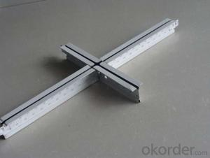 Ceiling Tee Bar - Single L Wall Angle,T Bar,T-Grid,Suspension T Grids