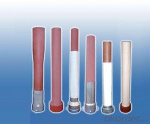 Ladle Shroud long nozzle Chinese steelmaking