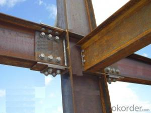 H Iron Beam Structural Carbon Steel H Beam Profile (IPE,UPE,HEA,HEB)