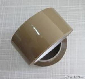 Coffee Brown OPP packing Tape HIgh Quality