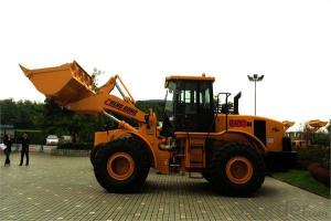 Wheel Loader with 5 Metric Ton Capacity CG958H