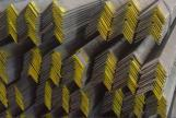 Ángulos de acero desiguales estándar laminados en caliente