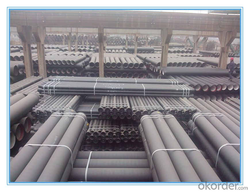 DI Pipes in Water Infrastructure,Ductile Iron Pipe