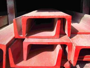 Hot Rolled Galvanized Lip C Channel Steel Q195-Q235