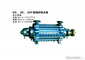 Boiler Feed Water Pump Boiler Feed Water Pump