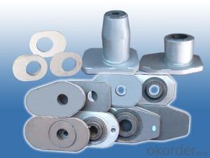 Slide Gate Plates for Ladle & Tundish