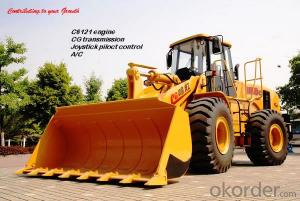 Wheel Loader with 5 Metric Ton Capacity CG956H