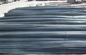 Deformed Steel Bar Iron Bars for Construction