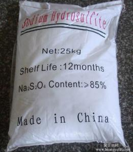 Sodium Hydrosulphite with High Quality and Best Offer