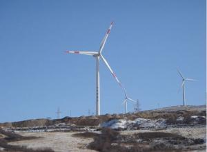 TYHI's TZ1500 wind turbines series 1.5MW Wind Turbine