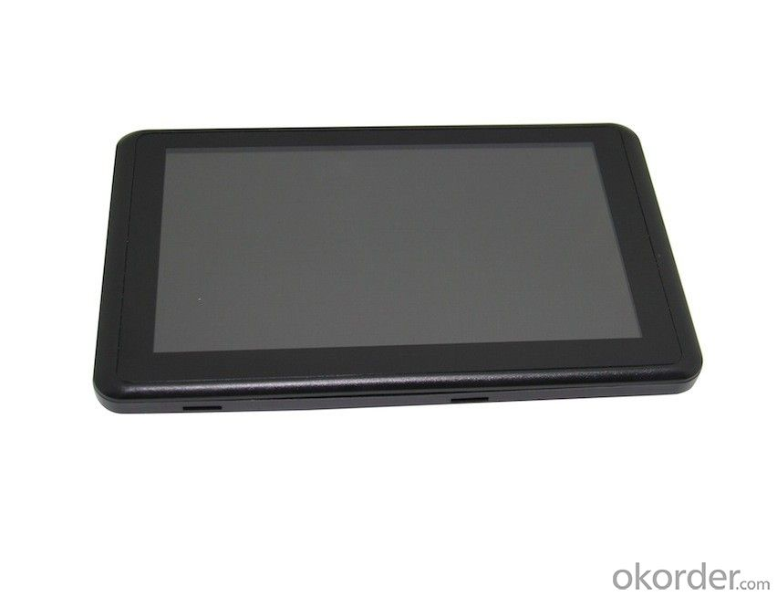 MTK 8127 Quad core 5 inch Android GPS tablet with BT FM DVR