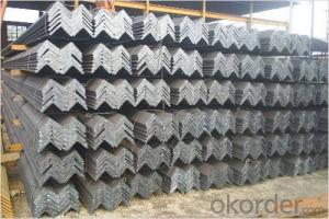 Equal Steel Angle Steel Galvanized SS400 Best Angle Steel