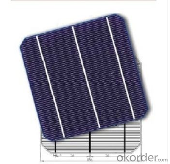 250W Mono Solar Panel with High Efficient Output with 25 Years Quality Assurance