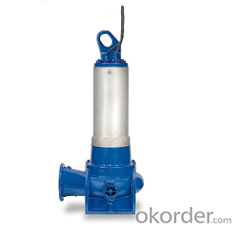 submersible motor pump Amarex KRT INDUSTRY H, C1, C2