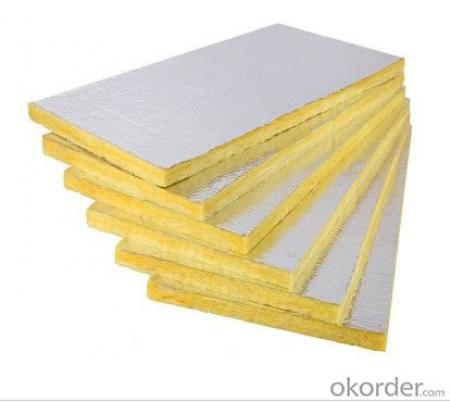 Glass Wool Insulation Cheap Price from Factory