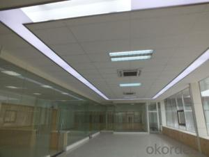 Fiberglass Ceiling Tiles for Acoustic Projects