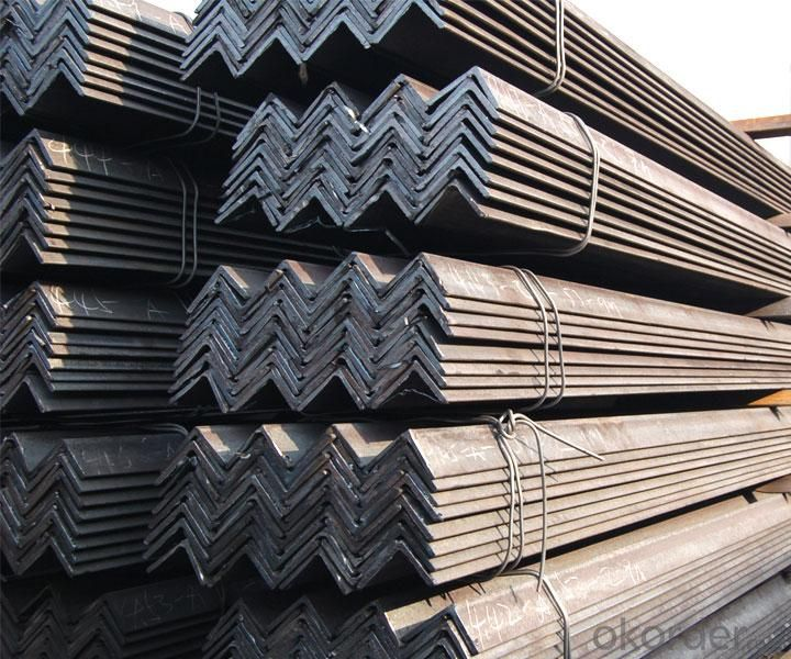Hot Rolled Steel Unequal Angle Steel Good Price SS400 Competitive Price
