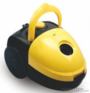 Mini bagged vacuum cleaner with ERP Class C#B616