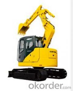 Hydraulic  system  Excavator SH75XU - 3B
