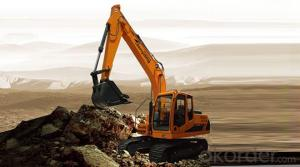 Jonyang Brand Crawler Excavator JY615E for Earth Moving