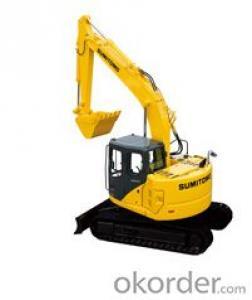 hydraulic   system  Excavator  SH135X-3B