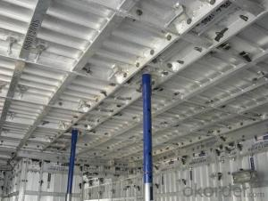 Whole Aluminum Formwork System Used in Large Project