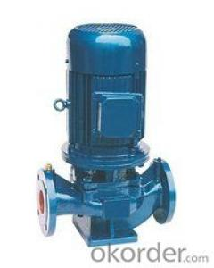 Single - stage   Verical  Pipeline  pump