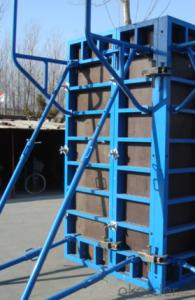 Steel-Frame Formwork in CONSTRUCTION FORMWORK SYSTEMS