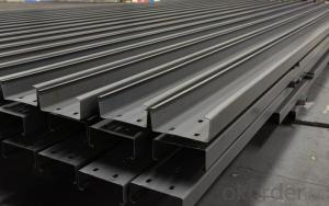 Hot Rolled Steel Channel  U Channel for sale Made In China