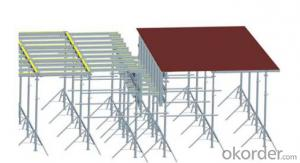 High Load Capacity Aluminum Shoring System for buildings