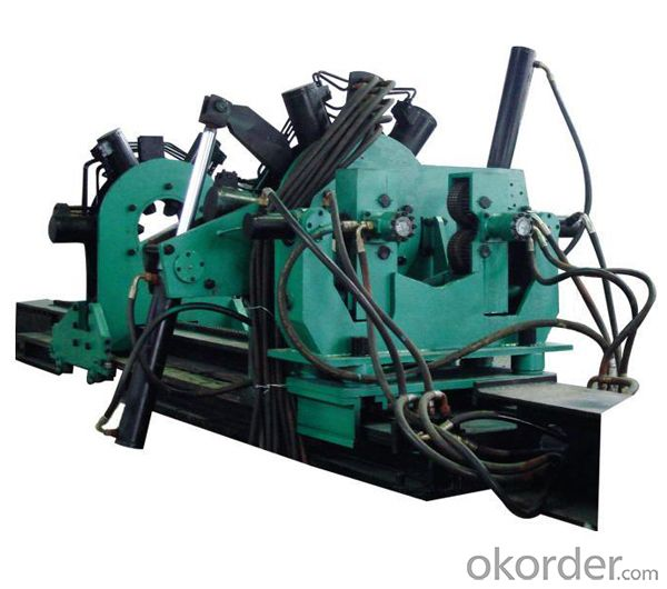 Oil-well Pump Hydraulic Disassembly and Assembly Machine