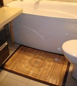Hot Sale  Bamboo Carpet for Bathroom with Cheap Price