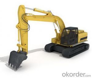 Excavator -  HT SERIES - HTL120 Wheel Excavator