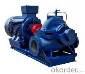 Horizontal Double Sution Split Casing Pumps of SN Series