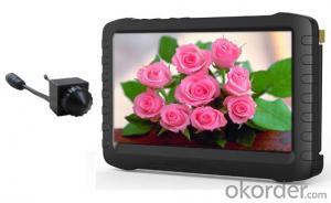 5.8G Wireless Mini Camera DVR Kit--TE892H